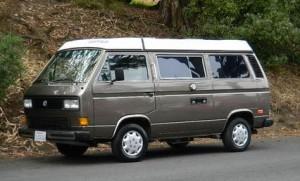 1986 Vw Westfalia Full Camper W 92k Miles For Sale El