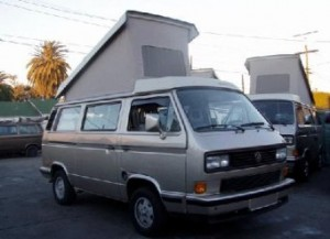 1990 silver camper 22k minty front manual 135hp