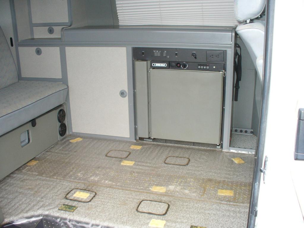 1995 vw eurovan full camper 11000 eureka inside