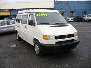 1995 Winnebago Eurovan Full Camper 11 000 Eureka Ca