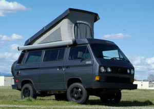 Svx Syncro Westy The Grey Goose For Sale On Ebay