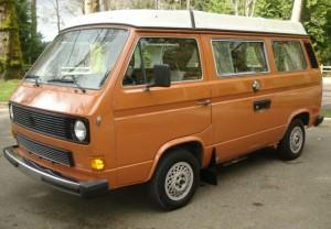 1982 Diesel VW Vanagon Wesfalia Auction