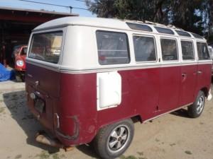 1967 21 Window VW Bus For Sale - Low Miles