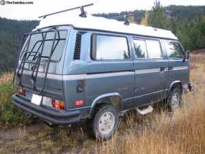 1989 Vanagon Synrco TDI For Only $19,500
