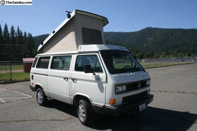 1991 VW Vanagon Westfalia Syncro $21,900 - Quincy, CA