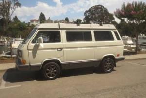 1990 VW Westfalia Multivan W/ 2.2 Go Westy Motor