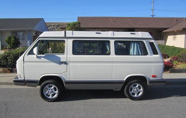 1990 VW Westy Multivan w/ 2.2 Subaru