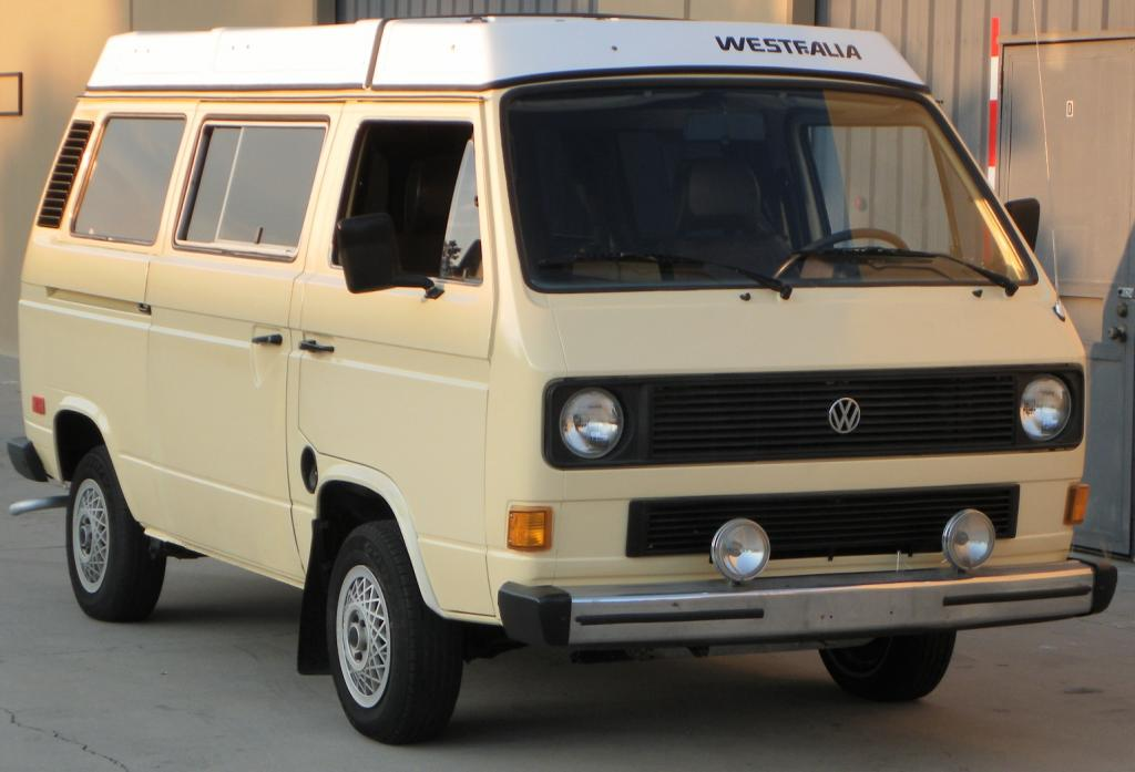 1984 VW Westy Full Camper Auction - EPIC Condition
