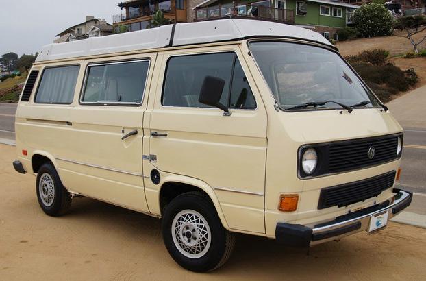 1982 Diesel Westy Camper Auction In Encinitas w/ 52k Miles - Ends Jan 26th