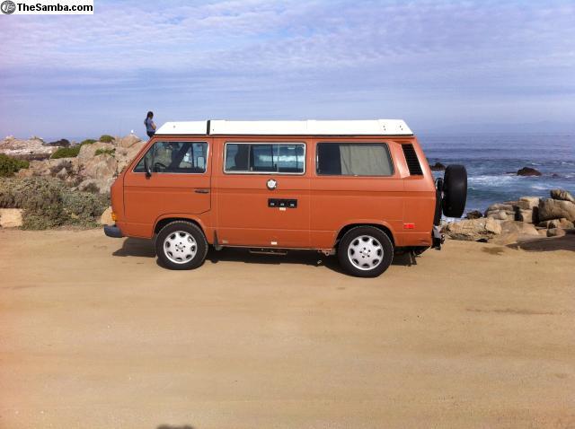 Adventure Subaru Ohio >> 1982 Westy Full Camper / Subaru EE20 Turbo Diesel! - $34,000 in Aptos, CA