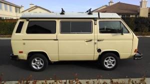 1984 VW Vanagon Westfalia Full Camper For Sale In Easy Bay, CA For $5,200