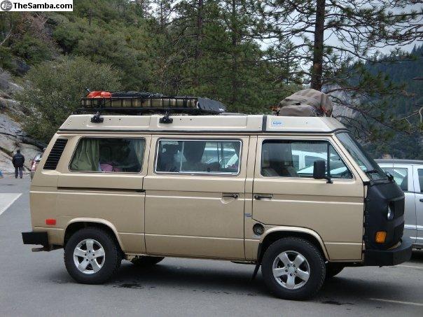 1985 Westy Full Camper w/ 25k On Fresh 1.9L Motor - $13,000 in Encinitas, CA