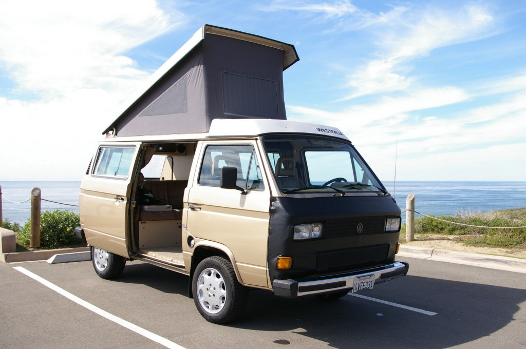 Adventure Subaru Ohio >> 1986 Westy Full Camper w/ New 2.2L Subaru - Auction In San Diego