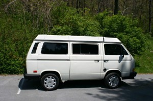 1987 Westy Auction In Frederick, Maryland - Auction ends Jan 13th and 2:30pm PST