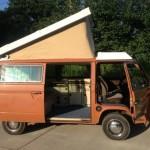 1983.5 Vanagon Westfalia Full Camper w/ New GoWesty 2.2L Motor - $9,800 in Indiana