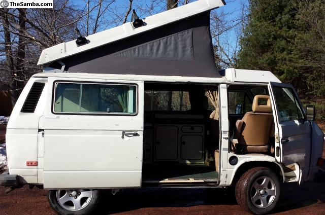 Adventure Subaru Ohio >> 1985 Westfalia w/ 2.2L Subaru - $14,500 in Ohio