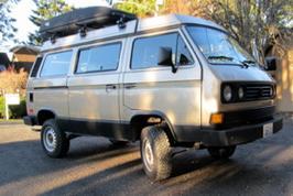 1986 Westy Weekender Syncro w/ 2.4L GoWesty Motor - $35k in WA