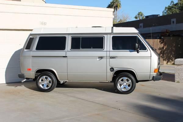 1987 Vanagon Westfalia Full Camper - Mostly Original - $32,500 in Arizona