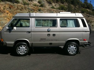 1990 3.3: 240 hp SVX Syncro Westfalia - $72k in Monument, CO