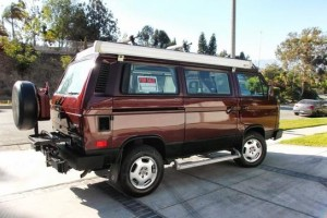 1991 Vanagon Westfalia Synrco w/ 2.5L GoWesty Motor - $74k in Hacienda Heights, CA