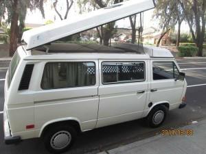 1984 VW Vanagon Westfalia Full Camper - $10,700 in SF
