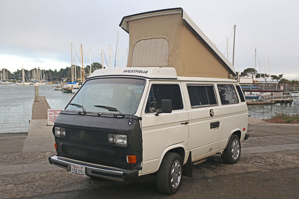 1986 VW Vanagon Westfalia Full Camper - 300k Miles - 100k On Motor - $15k in Oakland, CA