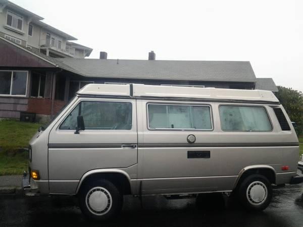 1987 VW Vanagon Westfalia Full Camper - $7,700 in Ballard, CA