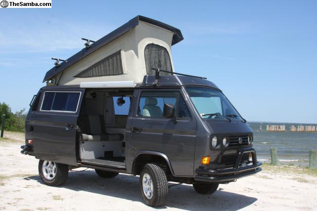 1987 230HP SVX Syncro Westfalia - $44k in Tampa, FL