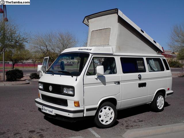 1990 Vw Vanagon Westfalia Full Camper