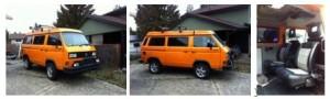 1990 VW Vanagon Westfalia Weekender Synrco - $57k In Vancouver, CA