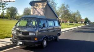 1989 VW Vanagon Westfalia Camper w/ 175k Miles For $13,500 in Brentwood, CA