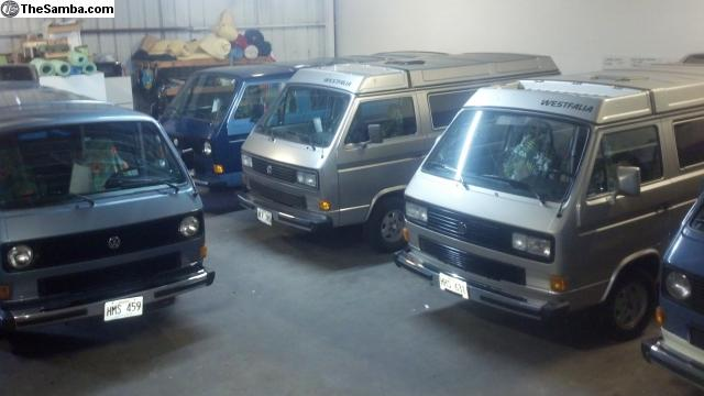 Ever Wanted To Own A VW Westfalia Camper Rental Fleet And Business In Hawaii?