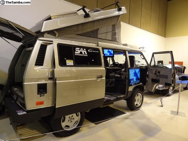 The Most Expensive (and most awesome) Westfalia I've Ever Seen - $125,000 in IL