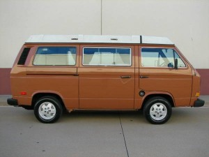 1982 VW Vanagon Westfalia 1.6L Turbo Diesel - $14,500 in SF