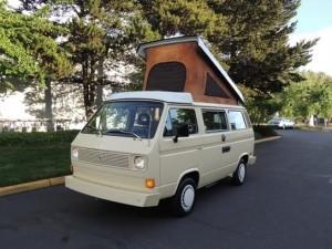 1983.5 VW Vanagon Westfalia Camper - $15k in Portland, OR