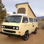 1983 VW Vanagon Westfalia Camper w/ Subaru 2.2L Motor - $13,900 in Albuquerque