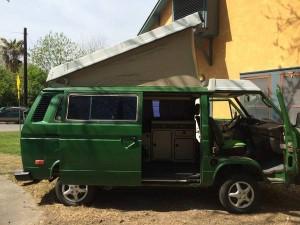 1984 VW Vanagon Westfalia Camper - $5k in Austin, TX
