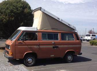 1984 VW Vanagon Westfalia Camper w/ 2.5L Subaru - $10,500 in Everett, WA