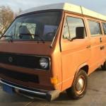 1984 VW Vanagon Westfalia Camper - $9,900 in Sacramento, CA