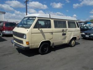 1984 VW Vanagon Westfalia Camper Sells For $1,500 on eBay