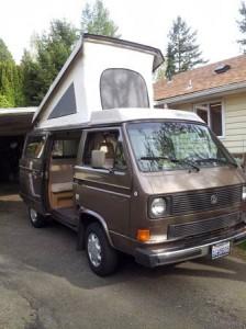 1985 VW Vanagon Weekender w/ 200k Miles - $9,500 in Seattle
