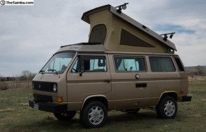 1985 VW Vanagon Westfalia Camper w/ 2.0L Bostig Turbo - $26k In Boulder, CO