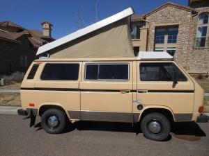 1985 VW Vanagon Westfalia Camper w/ 126k Miles - $10,500 in Denver, CO