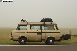 1985 VW Vanagon Westfalia Camper $11,750 in Colorado Springs, CO