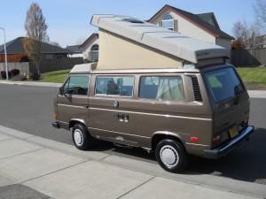 1986 VW Vanagon Westfalia Camper w/ 91k Miles in Medford, OR - Auction Ends 4/17