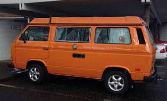 1987 VW Vanagon Westfalia Camper - $25k in Portland, OR