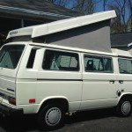 1987 VW Vanagon Westfalia Camper Auction In PA - Only 100k Miles - Ends May 5th