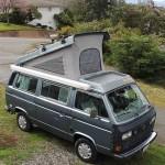 1987 VW Vanagon Westfalia Camper w/ Auto Trans & Rebuilt Engine - $9,950 in Kirkland, WA