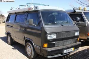 1989 VW Vanagon Westfalia Camper w/ Manual Trans - $13k in Taos, New Mexico