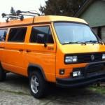 1990 VW Vanagon Westfalia Weekender Syncro - $47k in B.C.